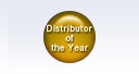 "TOPディストリビューター賞""Distributor of the Year"""